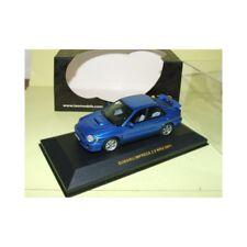 Subaru Impreza 2.0 WRX 2001 - IXO Moc001 1/43e