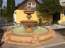 Gartenbrunnen Berlino D 420 cm Steinbrunnen Brunnen Springbrunnen Wasserspiel