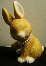 1990 Avon Mother's Love Bunny Figurine - Mother Bunny
