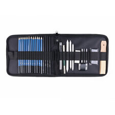 32 Sketching Drawing Art Pencil Kit Student Graphite Charcoal Stick Artists Set