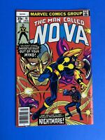 The Man Called Nova #18 March 1977 Marvel Comics