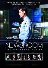 The Newsroom  Complete Collection Series 1-3 DVD Box Set Season 1 2 3 UK NEW