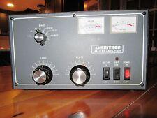AMERITRON AL-811 600W HF LINEAR AMPLIFIER/3 TUBES/HAM RADIO!