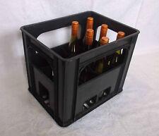 Plastic 12 bottle Wine/Beer Crate - brand new