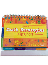 5th grade Math Strategies Flip Book