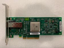 R1N53 QLE2560 QLogic 8G PCI-E FC HBA No SFP Full Height Bracket
