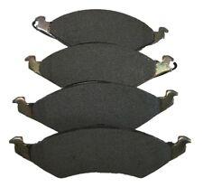 Callahan MDS421 Semi-Metallic Disc Pads for 1986-1991 Taurus or 1986-1993 Sable