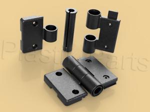 Scharniere Ersatzteil für Keter Woodland SH1 674644 /  SH2 674645 / SH3 674646