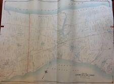 1909 E. BELCHER HYDE RIVERHEAD JAMESPORT MATTITUCK LONG ISLAND NY COPY ATLAS MAP