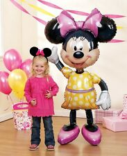 BALLOON DISNEY MINNIE AIRWALKER 137x96cm Party Palloncini Mickey 075 8319