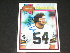 STEVE ZABEL PATRIOTS 1976 TOPPS SIGNED AUTOGRAPHED AUTHENTIC FOOTBALL CARD