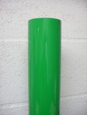Auto Adhesivo Vinilo Verde Fluorescente 1mtr X 600 mm de ancho
