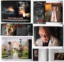 SHUTTER ISLAND - DiCaprio,Ruffalo,Scorsese  DOSSIER DE PRESSE / FRENCH PRESSBOOK