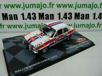 RMIT29F 1/43 IXO Rallye Monte Carlo : FORD ESCORT RS1600 1972 T.Makinen Pepsi