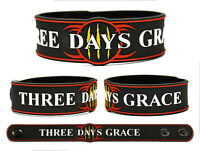 Three Day Grace wristband rubber bracelet