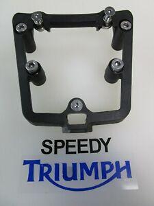 TRIUMPH STREET SCRAMBLER SUB FRAME AND BOLTS LUGGAGE RACK T2309202