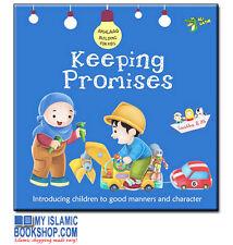 Keeping Promises Islamic Book Muslim Children Akhlaaq Building Kids Gift Ideas