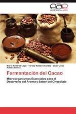 Fermentacion del Cacao (Paperback or Softback)
