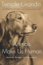 Animals Make Us Human: Creating the Best Life for Animals by Temple Grandin, Cat