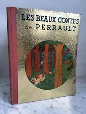 Las Bonitos Cuentos Perrault 1952