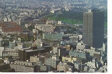 Panoramic View from Tokyo Tower, Japan VINTAGE POSTCARD!