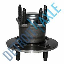 New REAR Complete Wheel Hub and Bearing Assembly for Cobalt G5 Ion No-ABS 4-Lug