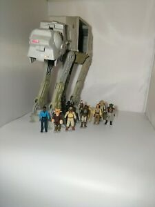 Vintage Star Wars AT-AT Walker with x11 Figures