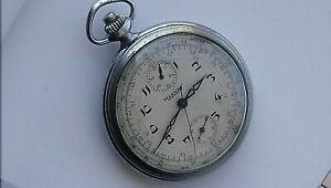 Marnay Chronograph Pocket watch  .