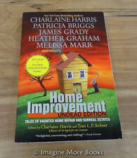 Home Improvement: Undead Edition by Charlaine Harris ~14 Short Stories ~ TPB