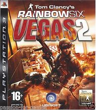 RAINBOW SIX VEGAS 2 for Playstation 3  PS3 - with box & manual