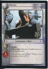 Lord Of The Rings CCG Card RotK 7.C106 Ingold