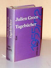 Julien Green: TAGEBÜCHER 1955 bis 1972
