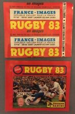 Bustina Pochette Packet Panini Championnat Rugby Top 14 Rugby 1983 83