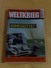Weltkrieg Original Nr. 202 Hinweggefegt