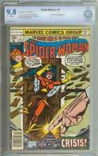 SPIDER-WOMAN #7 CBCS 9.8 WHITE PAGES
