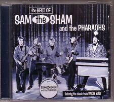 CD (NEU!) SAM the SHAM & the PHARAOHS (Wooly Bully Little Red Riding Hood mkmbh