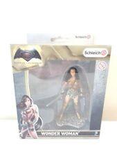 SCHLEICH 22527 BATMAN V SUPERMAN - WONDER WOMAN 10cm FIGURE - NEW IN BOX