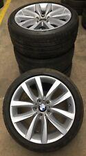 4 BMW Sommerräder Styling 331 245/40 R19 275/35 R19 5er F10 F11 6er F06 F12 RDKS