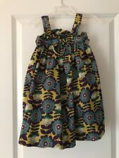 MAGGIE & ZOE Girls Multi Colored Sundress Size 3T Lined