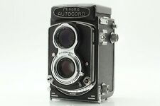 【AS IS】Minolta Autocord TLR CAMERA + Chiyoko ROKKOR 75mm f/3.5 From Japan 268