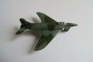 Dinky Toys 734 SUPERMARINE SWIFT FIGHTER PLANE - RAF Used. Unboxed.