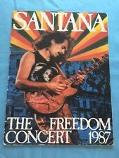 CARLOS SANTANA: ARCHIVE OF RELATED MATERIAL - SIGNED BY CARLOS SANTANA