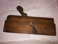 New ListingJd Brady Antique Wooden Molding Plane-Owasco Tool Co-# 16