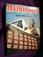 BOOK  MILITARY FULLY ILLUSTRATED AIR ACES 192 PAGES