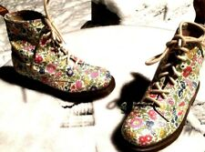 Dr Martens 1460 Liberty print floral pascal boots UK 6 EU 39
