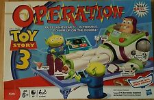 DISNEY PIXAR TOY STORY 3 ~ OPERATION ~ Buzz Lightyear Skill Game~FREE SHIPPING!
