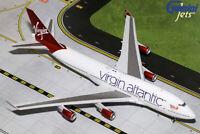 Gemini Jets 1:200 Scale Virgin Atlantic Boeing 747-400 G-VBIG G2VIR766 IN STOCK
