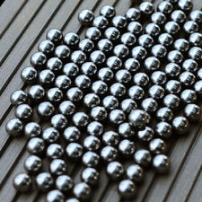 200pcs Outdoor Sling Shot Steel Beads Balls Pocket Slingshot Ball Bearings 6mm