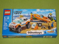 LEGO CITY 60012 4x4 & Diving Boat New