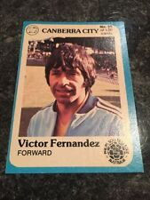 1978 Season Soccer Trading Cards